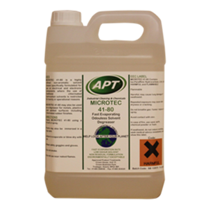 Microtec 41-80 - Fast Drying Safe Solvent Cleaner