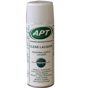 Clear Lacquer - Protective Surface Coating Sealer
