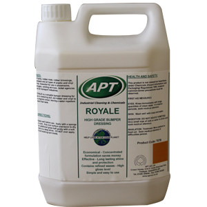 Royale - Plastic & Vinyl Dressing & Car Care Products Cleaner