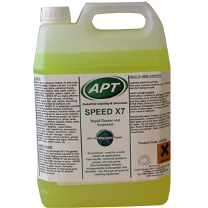 Speed X7 Multi Purpose Concentrated Water Based Cleaner