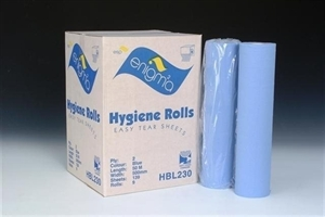 """Hand Towels Paper Products Industrial Wiping Cloths Hygiene - Couch Rolls - 10"""""""