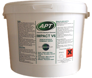 Impact V6 - Tarmac Repair Compound