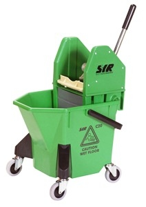 Kentucky Mop Bucket & Wringer - 24 Ltr Hard Surface Cleaning & Cleaning Products