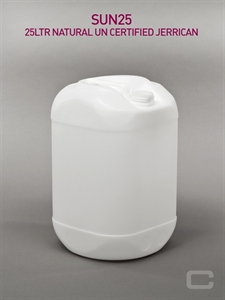 Empty 25Ltr Container