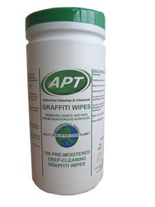 Graffiti Wipes - Professional Graffiti Removal Products