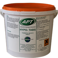 Hypo Tabs - Concentrated Chlorine Tablets